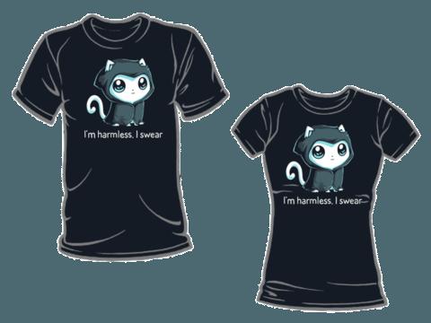 Grim Kitty | Funny, cute & nerdy shirts