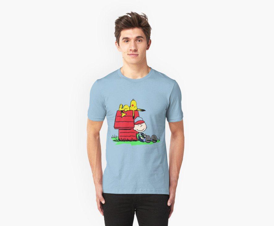 Snoopy Pikachu