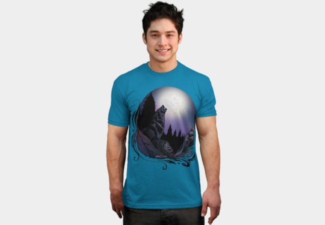 Howling Wolf (Signature Design)