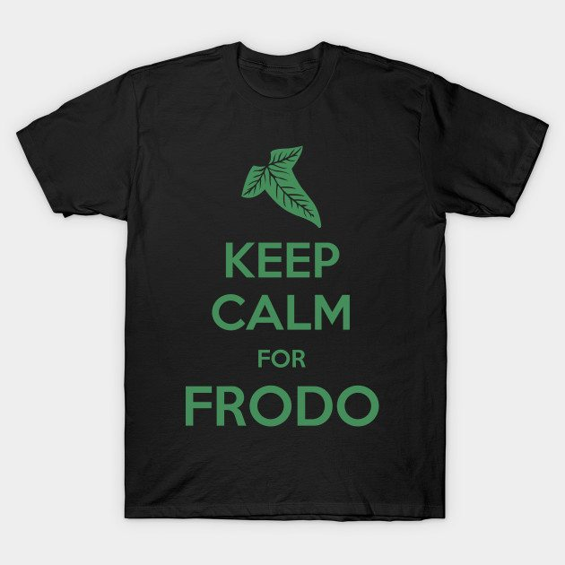 Keep Calm for Frodo