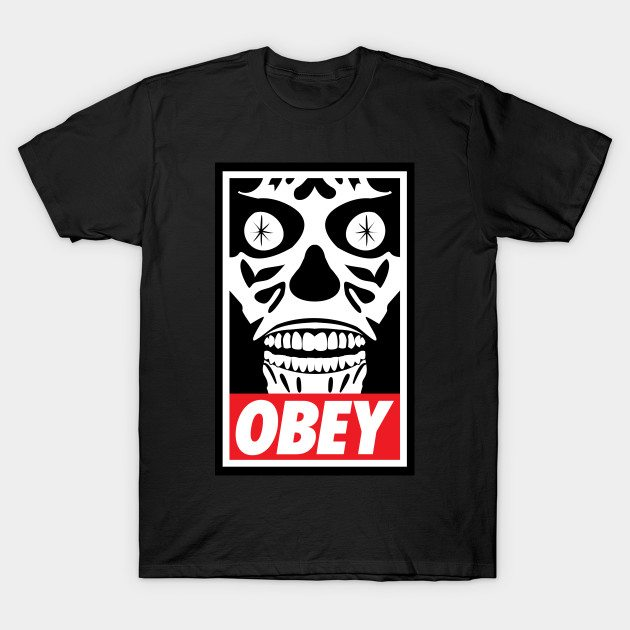 They Obey T-Shirt