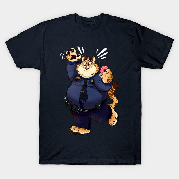 Officer Cutie! T-Shirt