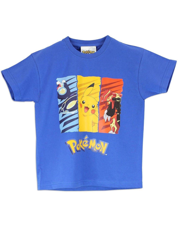 Pokemon Boys 39 Pokemon Short Sleeved T Shirt