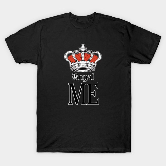 Royal Me – Orange T-Shirt