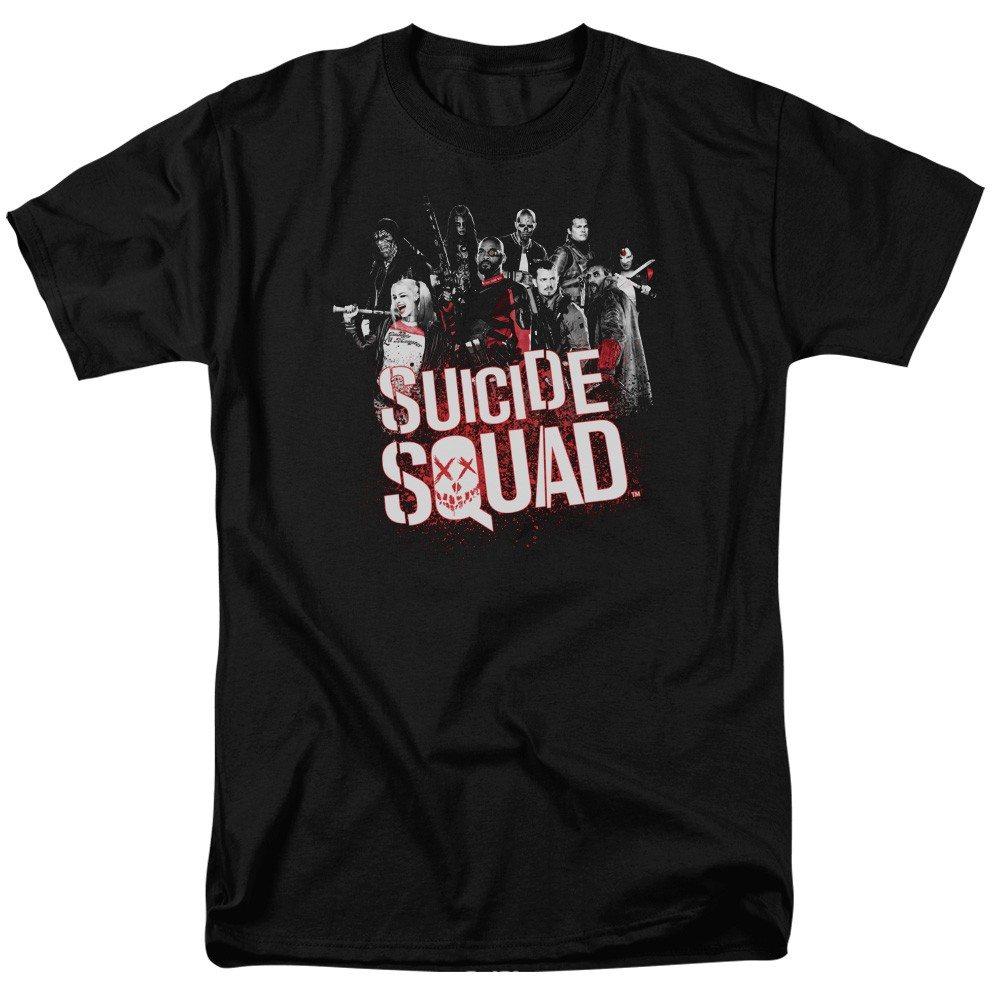 Suicide Squad – Squad Splatter