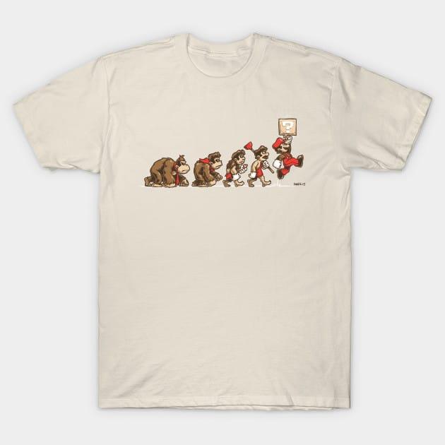 8-Bit Evolution T-Shirt