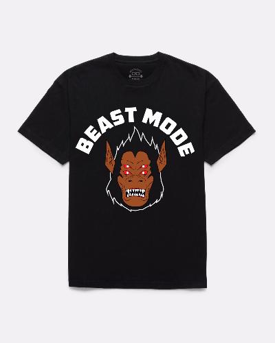 Beast Mode T-shirt (Black)