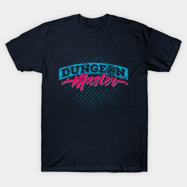 Dungeon Mastery T-Shirt