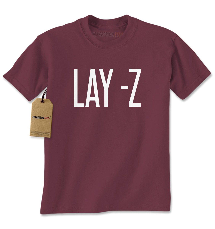 Expression Tees Lay-Z Mens