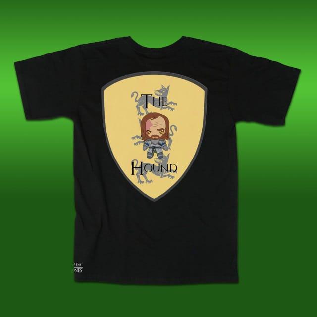 FAN-atiks: Hound Unisex Shirt