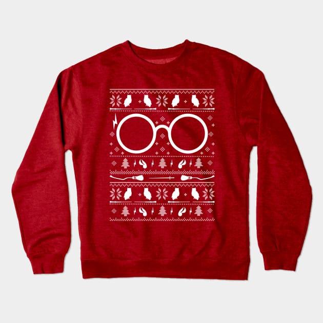 Harry Potter Christmas Knit Jumper