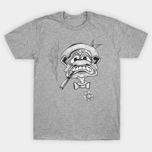 Hobo Hipster T-Shirt