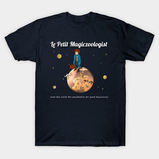 Le Petit Magiczoologist T-Shirt