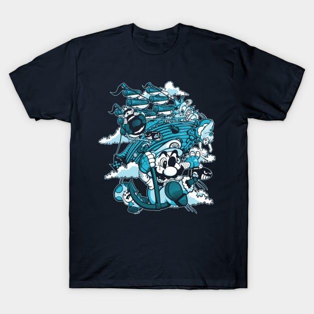 PLUMB CARIB T-Shirt