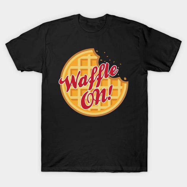 Waffle ON! T-Shirt