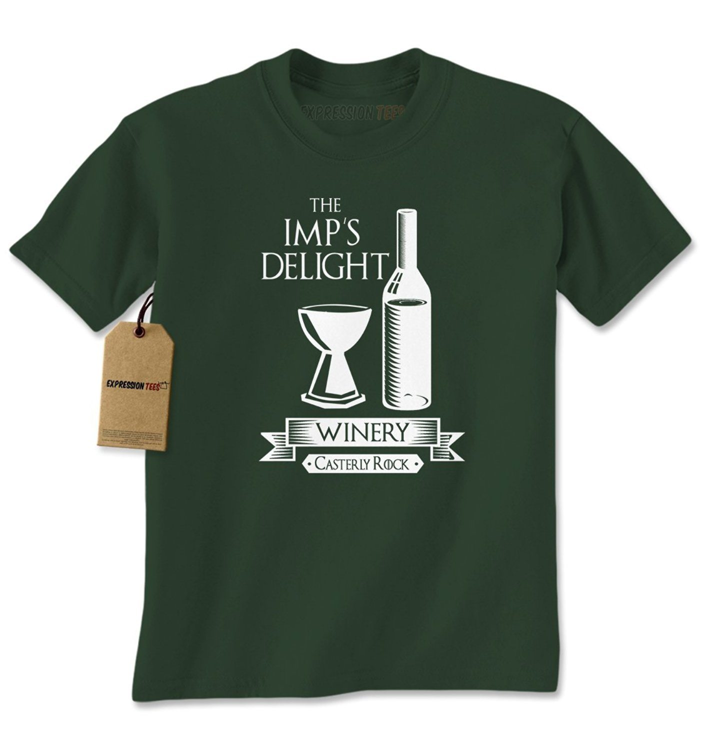 Expression Tees The Imp's Delight Winery GoT Mens