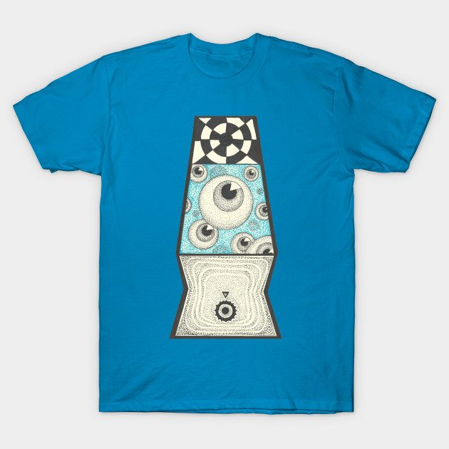 Groovy Lava Lamp T-Shirt