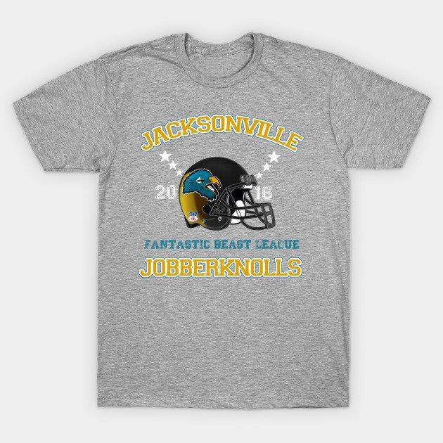 Jacksonville Jobberknolls Helmet T-Shirt