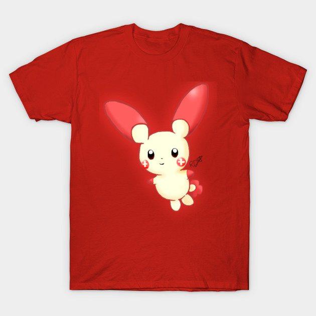 Plusle Cheer T-Shirt