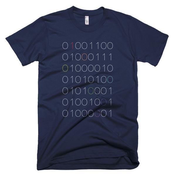 Encoded Shirt