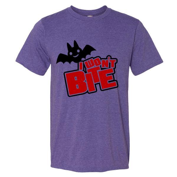 I Wont Bite Halloween T Shirt