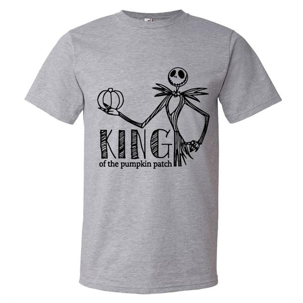 King of the Pumpkin Patch T Shirt