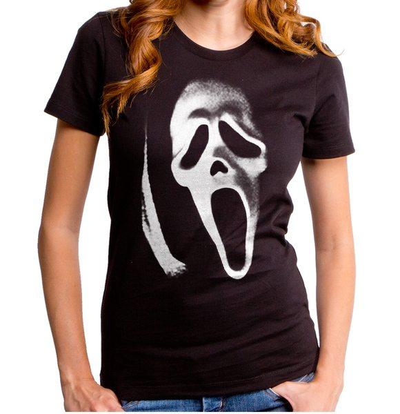 Scream Ghost Face Killer Women's T-Shirt