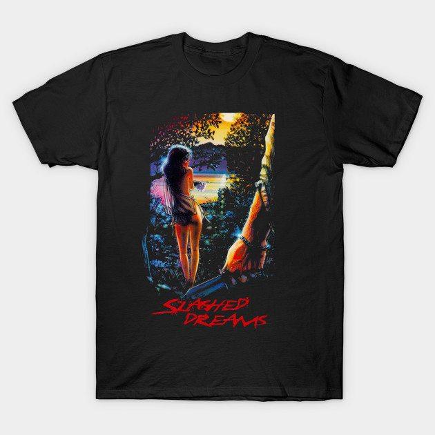 Slashed Dreams T-Shirt