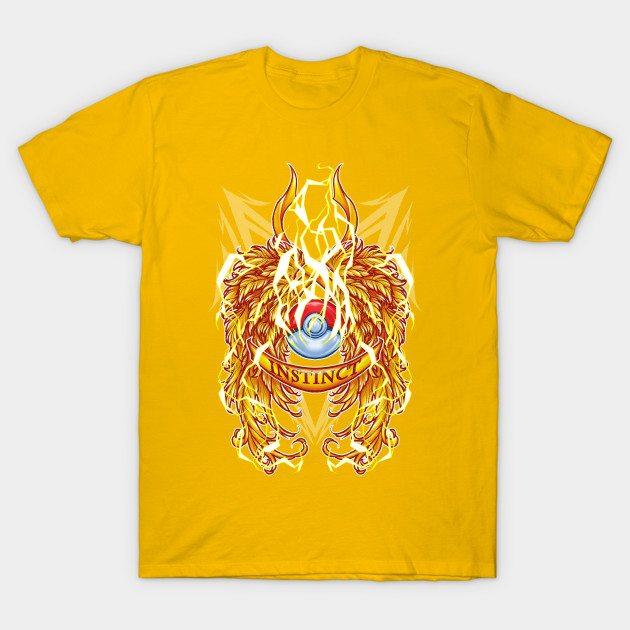 Team Instinct Wings T-Shirt