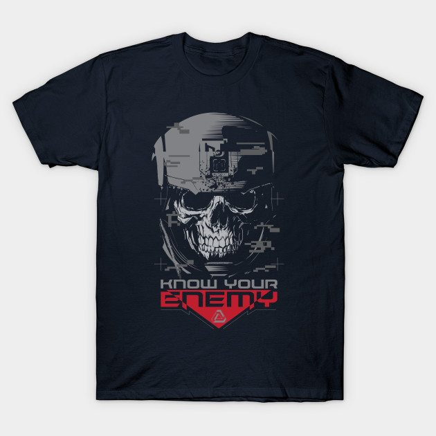 Call of Duty – Know your Enemy T-Shirt