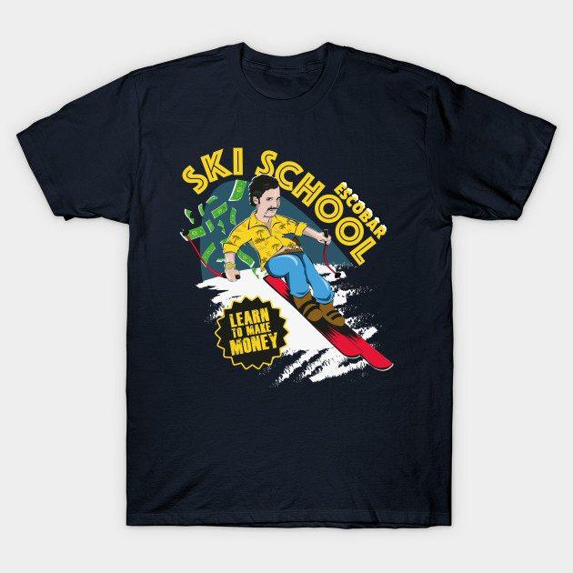 Escobar Ski School T-Shirt