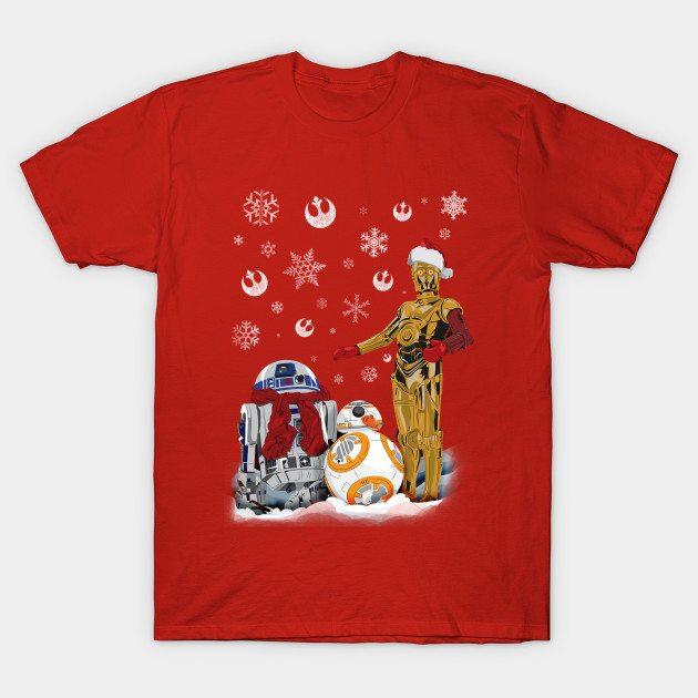 Joy to the Galaxy T-Shirt