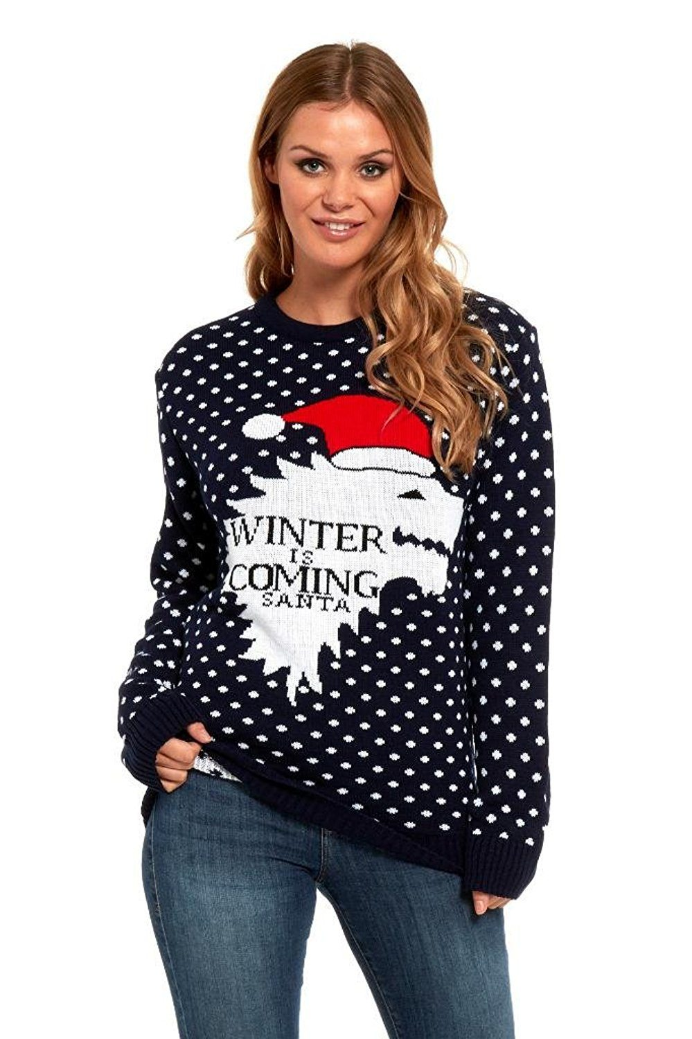 Winter is Coming – Ugly Sweater