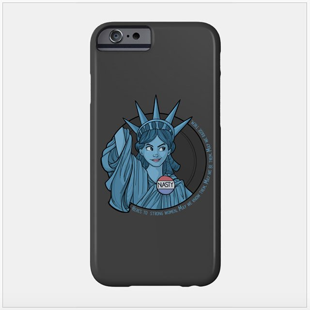 nasty_lady_liberty_iphone_case_teepublic