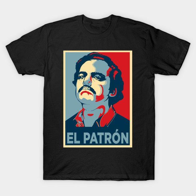 Pablo Escobar El Patron T-Shirt