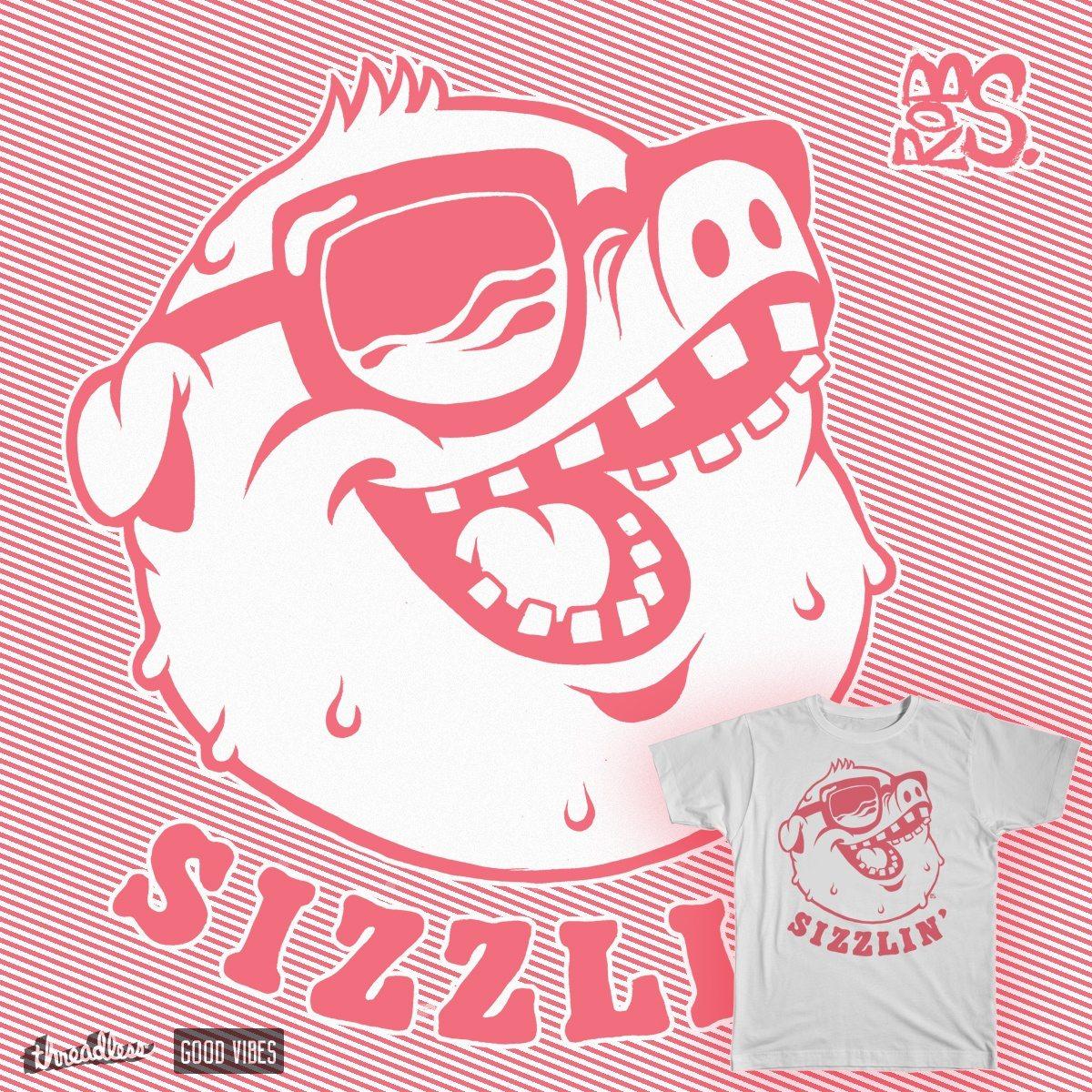 Sizzlin' on Threadless