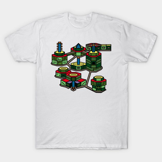 Tenochtitlan T-Shirt