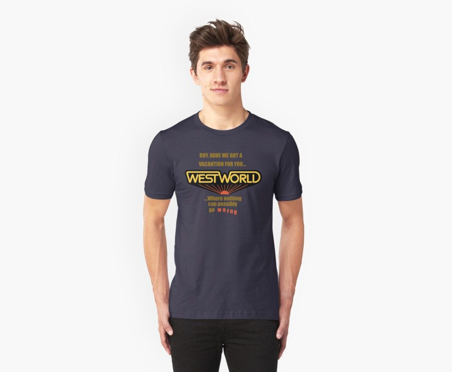 Westworld Vacantion T-Shirt