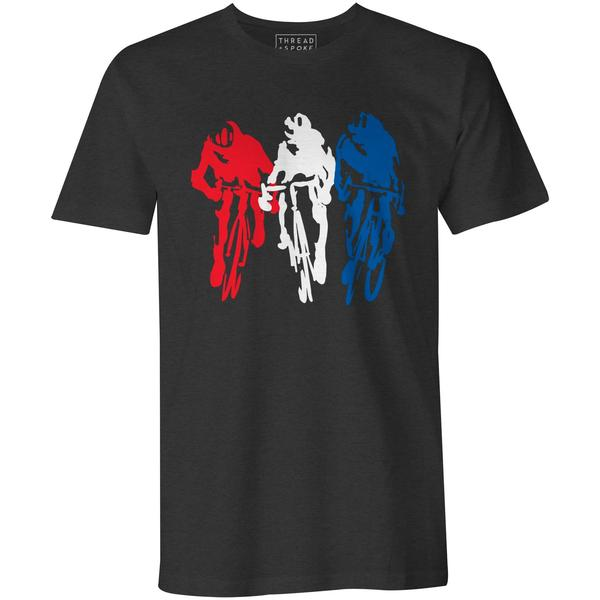 3 Up Sprint -- Biking Shirt