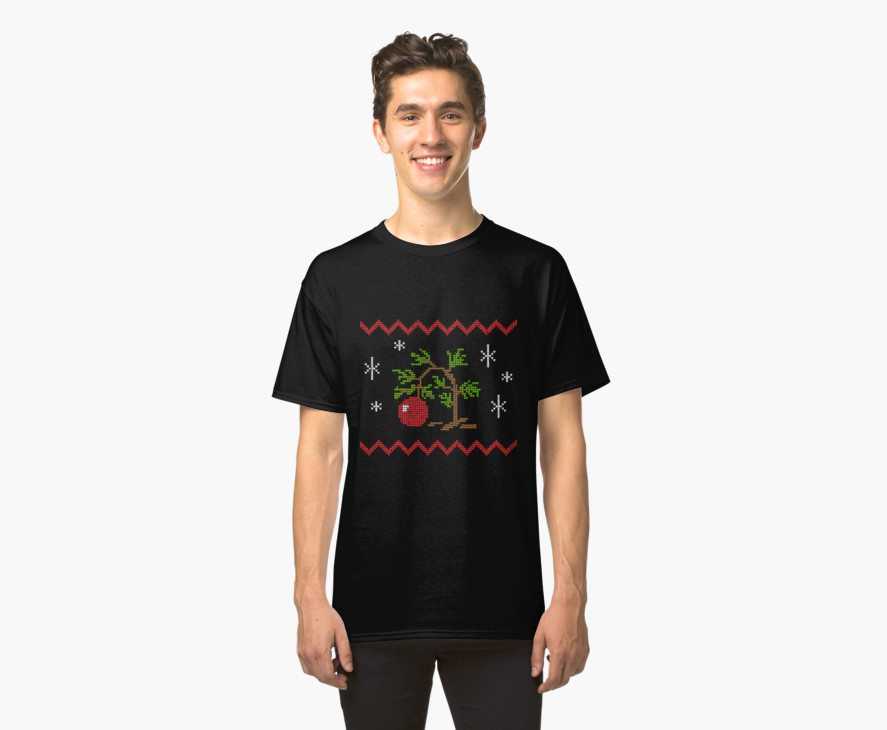 A Charlie Brown Christmas Tree Sweater