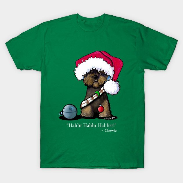 A Very Chewie Christmas T-Shirt