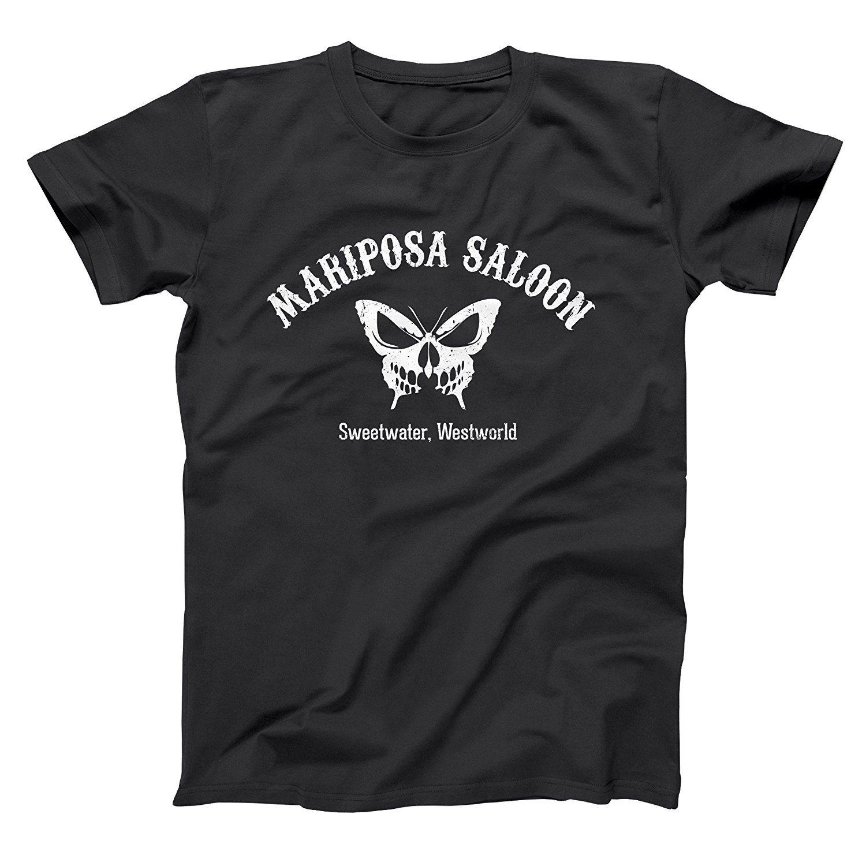 Mariposa Saloon Sweetwater Brothel Mens Shirt
