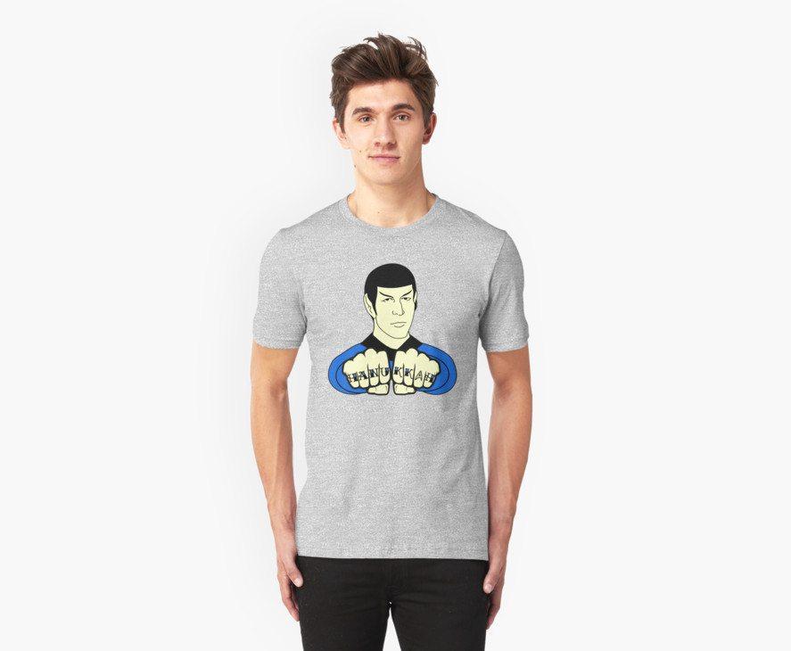 Spock Hanukkah -- Hanukkah Shirt