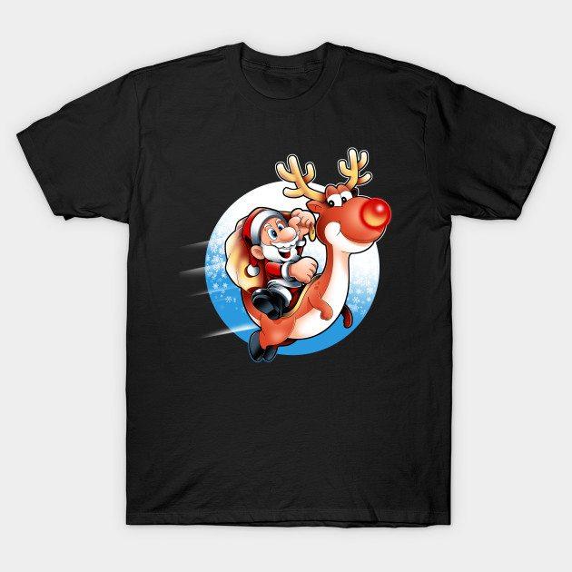 Super Xmas World T-Shirt