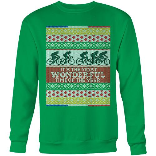 TDF Holiday Sweater