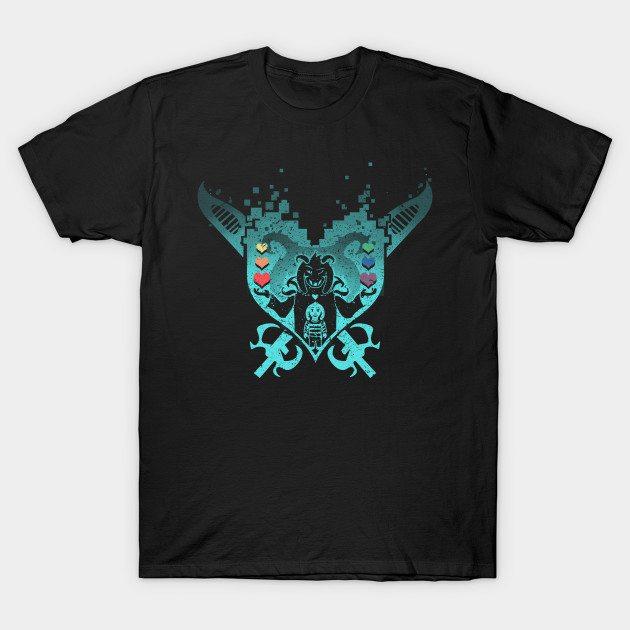 Underheart – Asriel Azure T-Shirt