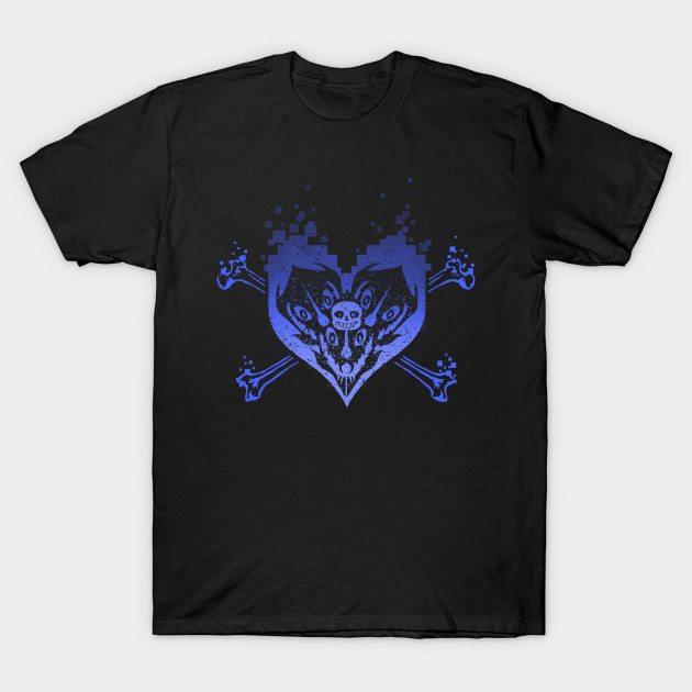 Underheart – Sans Blue T-Shirt