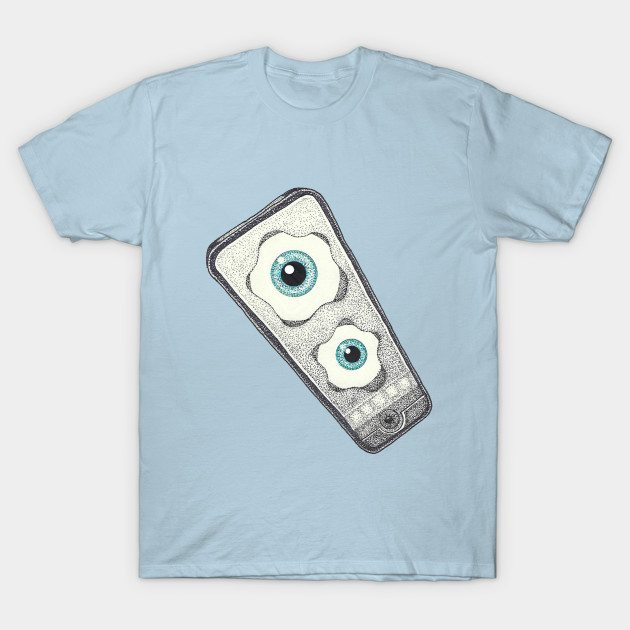Eye Phone T-Shirt
