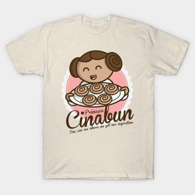 Princess Cinabuns T-Shirt