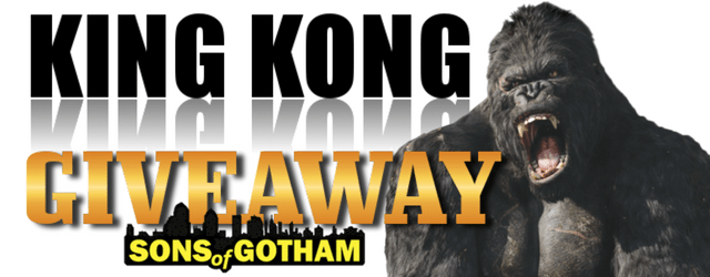 KING KONG Giveaway Event